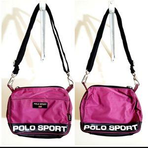 Polo by Ralph Lauren Bags - POLO SPORT Ralph Lauren Vintage Crossbody Bag